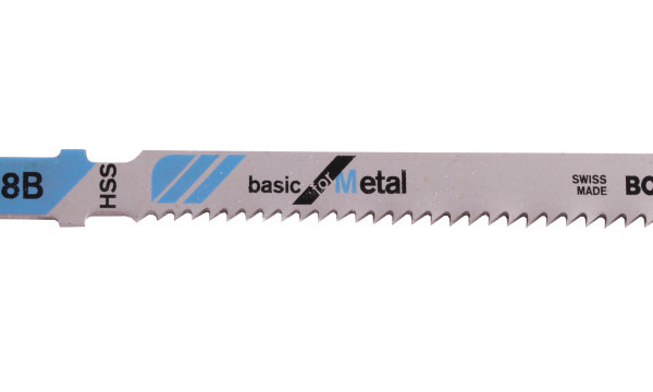 Tikksaeterad Bosch T118B Basic for Metal