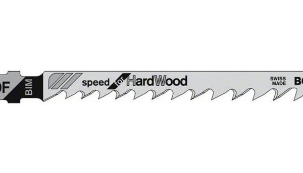 Tikksaeterad Bosch T144DF Speed for HardWood
