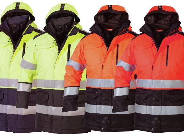 kapuutsiga talveparka Björnkläder 7970, klass 3